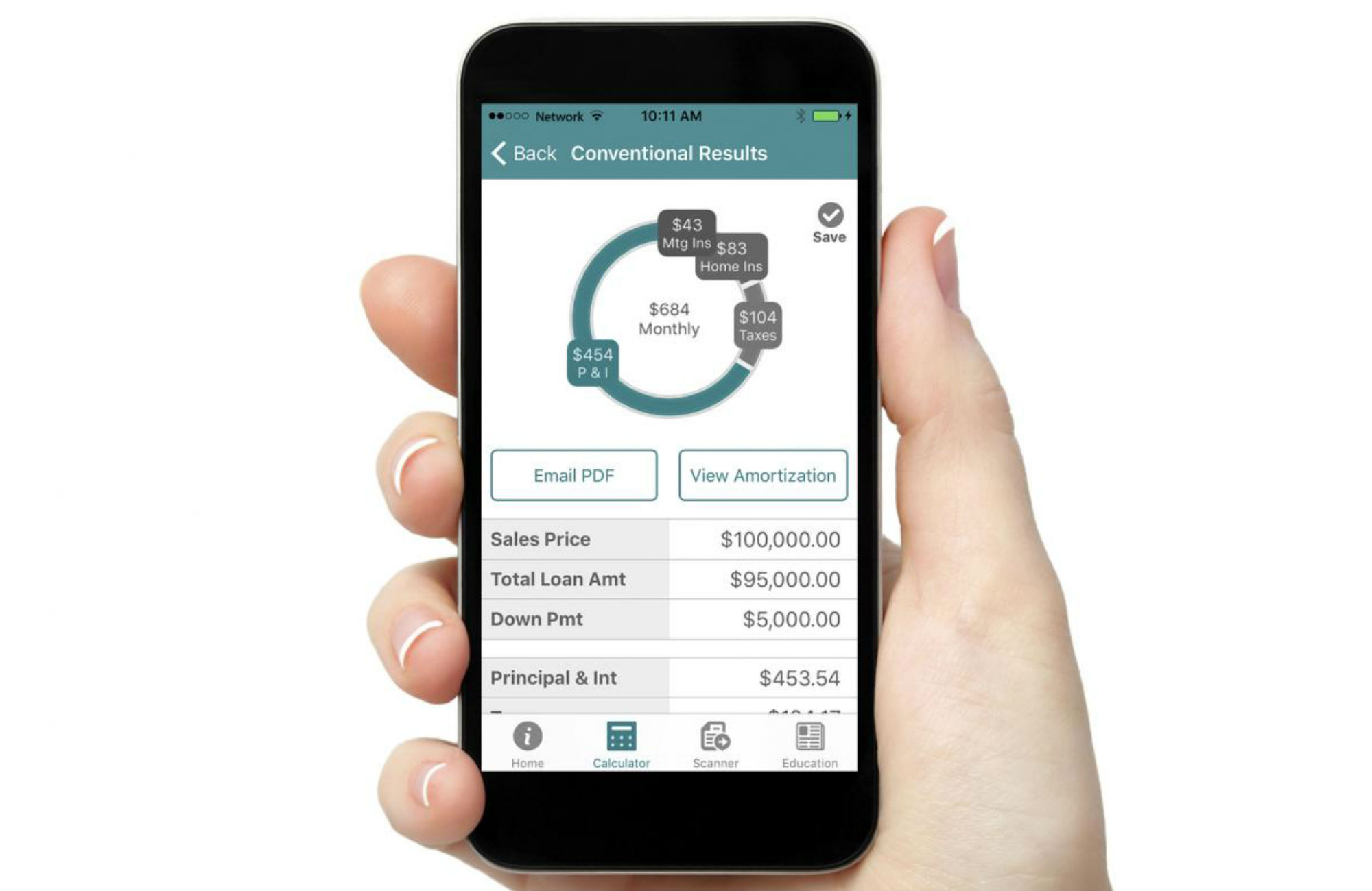 Mortgage Tools at Your Fingertips